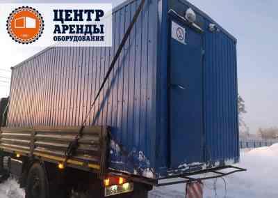 Аренда блок-контейнера, бытовки - Владимир