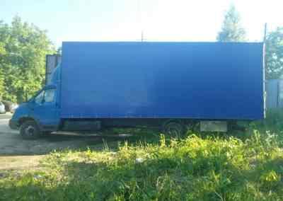 Грузоперевозки до 5 тонн, 50 кубов - Владимир, цены, предложения специалистов