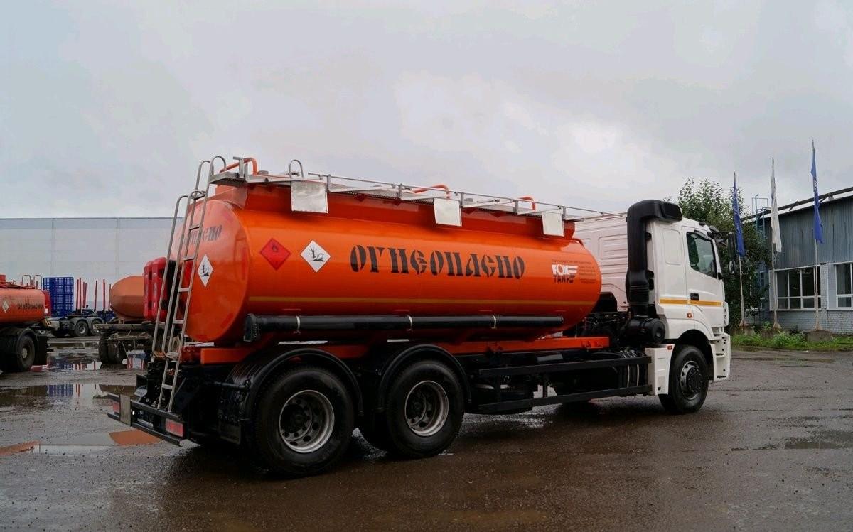 Доставка топлива цистерной бензовозом - Владимир