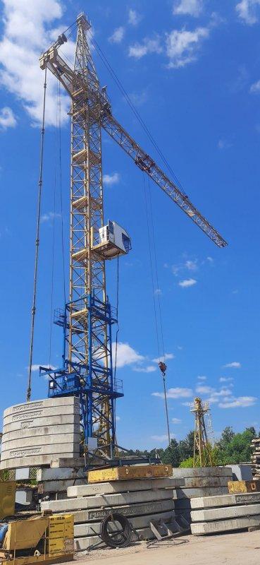 Башенный кран Аренда башенного крана КБ-515 КБ-415 заказать или взять в аренду, цены, предложения компаний